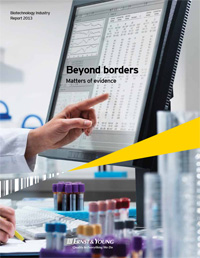 Ernst & Young Beyond Borders 2013