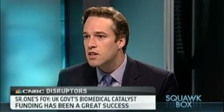 Matthew Foyon CNBC