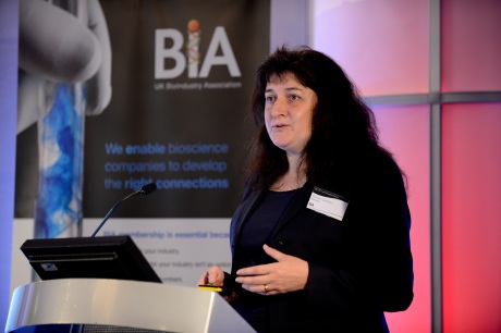 Rowan Gardner of Biolauncher at the BIA UK CEO and Investor Forum