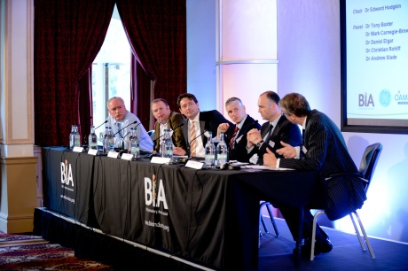 Fundraising panel at BIA UK CEO and Investor Forum