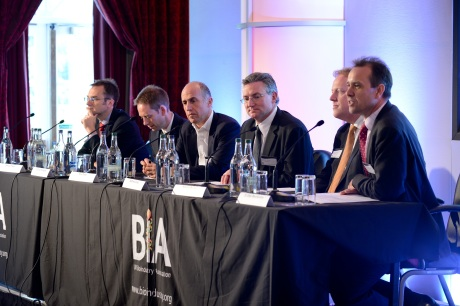 Funding initiatives panel at BIA UK CEO and Investor Forum