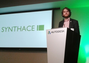 Sean Ward from Synthace announced the launch of Antha, an open language for biology