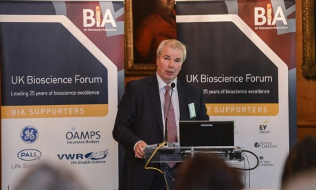 James Christie, Oxford BioMedica