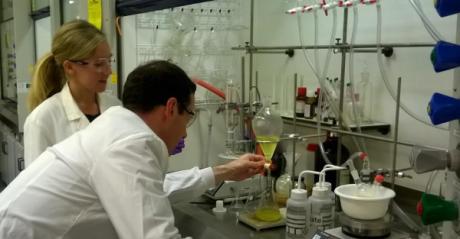 Chancellor George Osborne visits BIA member, RedX Pharma